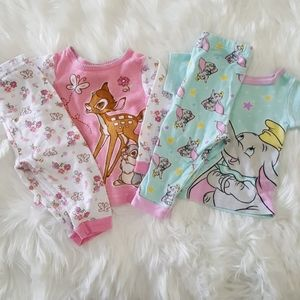 Disney Baby Pajama Sets